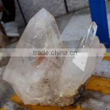 natural rock clear quartz stone crystal clusters