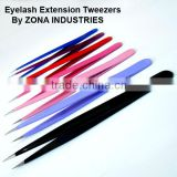 Eyelash Extension Tweezers / Get Best Quality Tweezers With Custom Colors, Designs, Logo & Packaging From ZONA - Pakistan