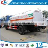 High quality high pressure cleaning truck 4X2 High pressure washer 10CBM High pressure water truck for sale