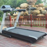 2016 New exercise equipment high end motorized fitness treadmill price with 510mm two-ply running belt