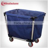 Hotel Housekeeping Laundry Linen Trolley