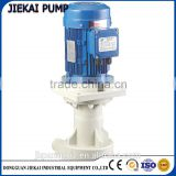 Single-stage Pump Structure and Electric Fuel fluorine plastics chemical centrifugal pump
