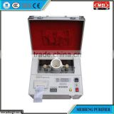 HCJ High Efficient oil dielectric strength tester with good quality water purification tablets
