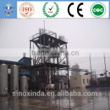 black oil fraction distillation process oil lubricant with columns