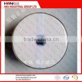 Water absorbent filter hydraulic oil filter of the concrete pump for SCHWING, PUTZMEISTER,SANY,ZOOMLION