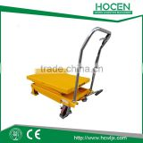 2016 Mobile Pallet Truck Hand Lift Table Portable Carrying Equipments Electric Pallet Truck Manual Forklifts Logistics Machinery