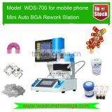 Only here WDS-700 New Tech Auto BGA Chipset Rework Station iPhone Mobile IC Repair Machine