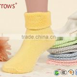 Cotton Dispensing Anti Slip Baby Socks High Quality Socks Baby Socks Toddler Girls Boy Cute Tube Socks