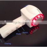 Handheld cool& hot hammer with led therapy led massage hammer AYJH099B