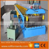 720 Galvanized Steel Profile Floor Deck Roll Forming Machine, 720 Floor Deck Production Line for Sale