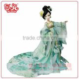 China mini fairy plastic doll toy for high end gift