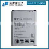 BL-54SG Cell Phone Use Wholesale Price Original Quality Replacement Li-ion Battery for LG G2 Optimus F260 F300 F320