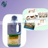 2015 high quality Povidone-iodine solution10% veterinary disinfectant for animal used