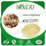 Free samples panax notoginseng extract on sale