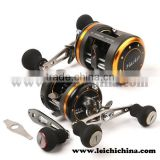 Line counter surf fishing bait casting reels