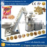 Automatic weighting grain granule packing machine/granule automatic packing machine for granule grain peanut