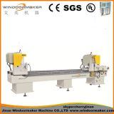 Aluminum PVC Automatic Double Head Cutting Saw