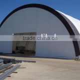 Fabric Salt and Hay Storage Building , Outdoor Fabricated warehouse tent, Equipments Storage Tent , Portable Shelters