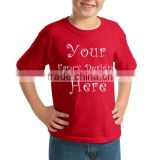 Buy From China Online Wholesale Blank Child T-shirts Kids T shirt Kids Clothes Alibaba China Supplier Guangzhou