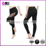 oem brand name leggings body shape effecdt push up leggings factory supply 3/4 capri leggings
