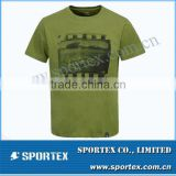 Functional Xiamen Sportex men's wholesale shirt, o neck wholesale shirts, dry fit wholesale shirt OEM#13041