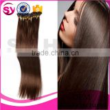 New Arrival 100 Human Hair I-Tip Hair Extension, Factory Wholesale Price Brazilian Human Hair Sew In Weave