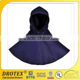 fireproof fabrics Safty Arc flash aramid hood