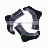 Newest men's cycling sport dri fit socks road bicycle socks