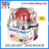 "9""child plastic bowling"