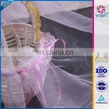 Fashion White Bridal Upholstery Fabrics Car