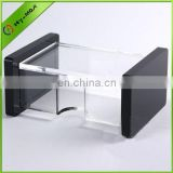 PVC Material and Business Card Use business card holder