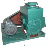 2X Double stages rotary vane vacuum pump