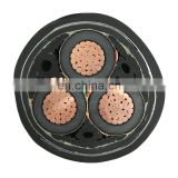 high voltage electrical cable flat power cable 6x0.75mm for crane and conveyor
