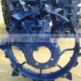 metal wheel for wetland for hand tractor