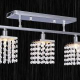 Crystal Chandelier with 3pcs G9 Lights Lamp home decoration Lighting - Linear Design