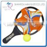 MINI QUTE Outdoor Fun & Sports Summer light kids funny beach plastic beach tennis racket bat racquet ball games NO. WMB10606
