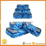 3 Set Packing Cubes for travel,Travel Luggage Packing Organizers Bag,high quality polyester packing cube for women