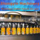 Brewers choice carbonated drinks automatic 5 gallon pure water filling machine beer filling&capping line