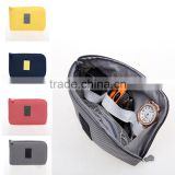 Small men shockproof digital bags waterproof power supply bag fashion travel cosmetic bag