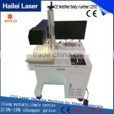 Hailei Factory Laser Marking Machine Wanted Distributors Worldwide Mole Removal Laser Marker Home Use Co2 Fractional Laser Face Whitening