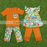 boys and girls tortoise set wholesale boutique outfits baby and kids clothing for spring summer