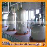 1-10 TPD maize oil machinery for maize oil refining