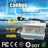 2016 9-32V auto hid headlights 12v 24V 35W electronic self CANBUS ballast for uv lamp xenon hid ballast