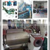 low price hot sale high quality China Patented products waste tire crusher/waste tire recycling plant