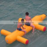 inflatable water dog large swimming pool equipment for sale