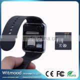 Witmood 2016 Simple Design android smart watch oem with NFC/Sleep Monitor/Dial Call Function