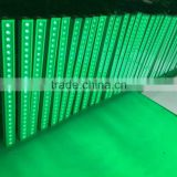 24pcs of led wash bar strip lamp ripple decorative wall light building structure washer new 6in1 color