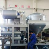 Waste Car Oil filter and Regeneration Machine, waste motor engine oil treatment and oil cleaning plant for decoloring