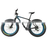 2016 Chinese fat bike new painting carbon fatbike complete SN01 with Maxxi tire 26*4.8 tire