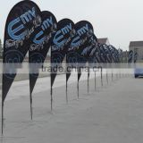 flying banner,flag stand,high quality advertising beach flag